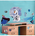 Vinilo decorativo para pared Frozen 249446