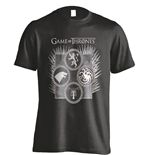 Camiseta Juego de Tronos (Game of Thrones) 249486