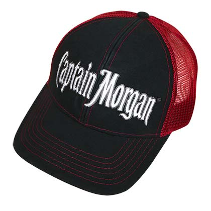 Gorra Captain Morgan
