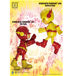 DC Comics Pack de 2 Figuras Hybrid Metal Reverse Flash & The Flash 14 cm