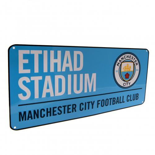 Placa Manchester City FC