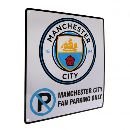 Placa Manchester City FC 249673