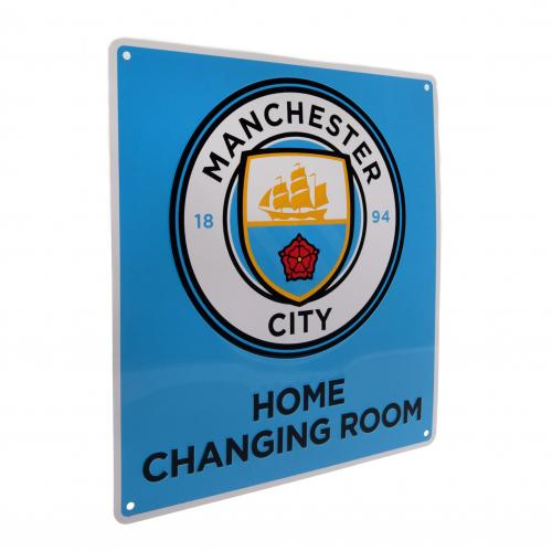 Placa Manchester City FC 249674