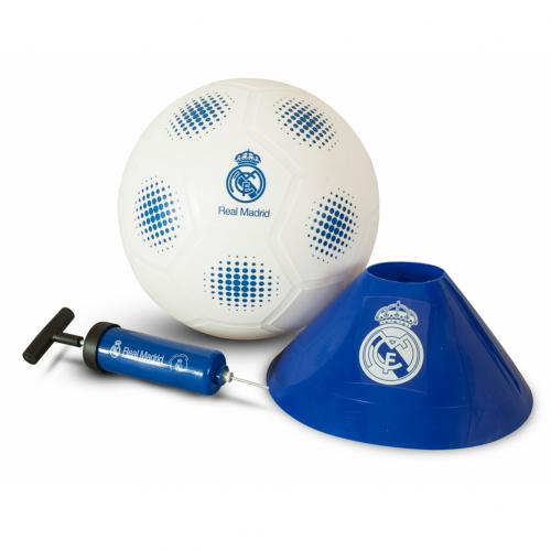Set Mini Fútbol Real Madrid Original  Compra Online en Oferta 4b152039aaa3e