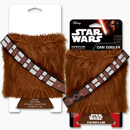 Koozie Star Wars Chewbacca