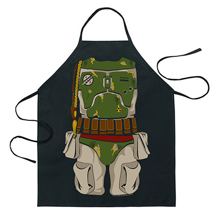 Delantal Star Wars Boba Fett