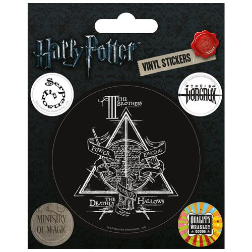 Pegatina Harry Potter 249847