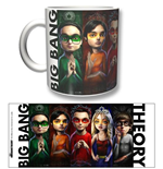Taza Big Bang Theory 249867