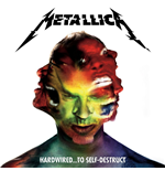 Vinilo Metallica - Hardwired To Self-Destruct (2 Lp)