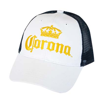 Gorra Coronita White Trucker