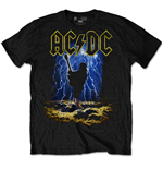 Camiseta AC/DC - Highway To Hell Special Edition Negra