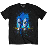 Camiseta Pink Floyd - Division Bell Drip Special Edition Negra