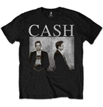 Camiseta Johnny Cash Mug Shot