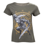 Camiseta The Legend of Zelda Link at the Gate of Time - L