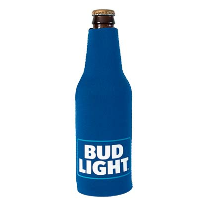 Funda de neopreno para botellas Bud Light