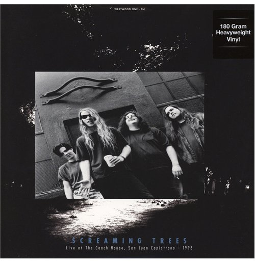 Vinilo Screaming Trees - Live At The Coach House San Juan Capistrano Ca - March 29 1993