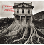 Vinilo Bon Jovi - This House Is Not For Sale