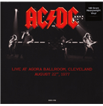 Vinilo Ac/Dc - Live In Cleveland August 22, 1977