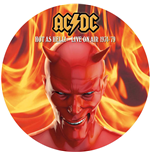 Vinilo Ac/Dc - Hot As Hell (Picture Disc)