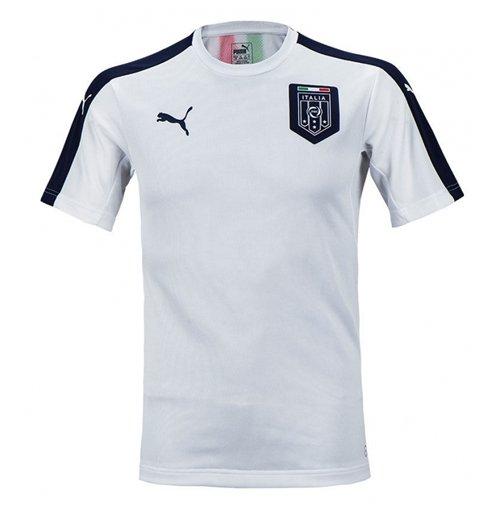 Compra Camiseta Entrenamiento Italia Fútbol 2017-2018 (Blanco)