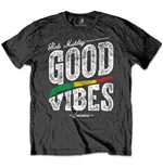 Camiseta Bob Marley Good Vibes