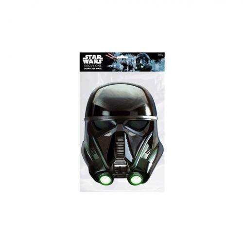 Máscara Star Wars Rogue One Death Trooper