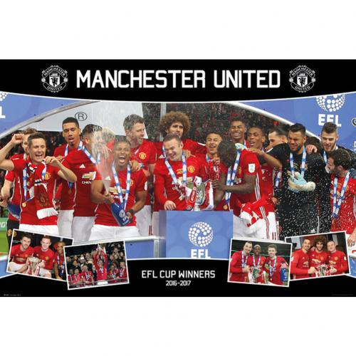 Póster Manchester United FC 251147