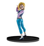 Dragonball Super Figura SCultures Big Budoukai Android 18 17 cm