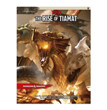 Dungeons & Dragons RPG Adventure Tyranny of Dragons - The Rise of Tiamat Inglés
