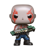 Guardianes de la Galaxia Vol. 2 POP! Marvel Vinyl Figura Drax 9 cm