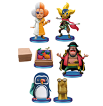 One Piece Figuras WCF ChiBi 7 cm Surtido Requested Selection (10)