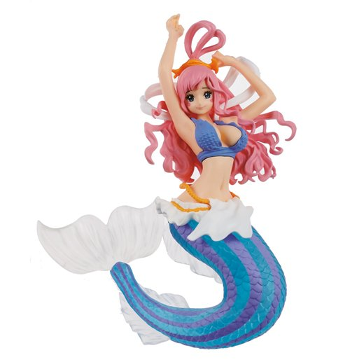 One Piece Figura Creator X Creator Shirahoshi Special Color Version 13 cm