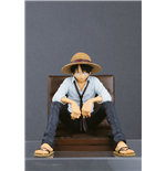 One Piece Figura Creator X Creator Monkey D. Luffy Special Color Version 12 cm