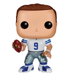 NFL POP! Football Vinyl Figura Tony Romo (Dallas Cowboys) 9 cm