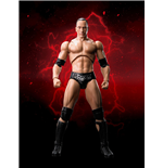 WWE Figura S.H. Figuarts The Rock 16 cm