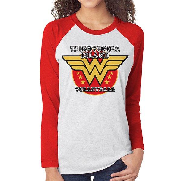 venta directa de fábrica nueva apariencia disfruta del precio de descuento Camiseta manga larga Mujer Maravilla 251546