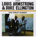 Vinilo Louis Armstrong & Duke Ellington - The Great Summit