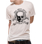 Camiseta Uncharted - Skull