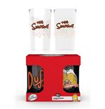 Pack Vasos Los Simpsons - Home Beer