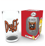 Vaso Los Simpsons - Duff Beer
