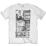 Camiseta Johnny Cash 251870