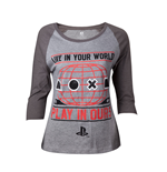 Camiseta manga larga PlayStation 251897