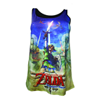 Camiseta de Tirantes The Legend of Zelda de mujer