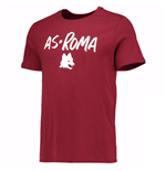 Camiseta AS Roma 2016-2017 (pourpre)
