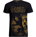 Camiseta Juego de Tronos (Game of Thrones) Lannister Jumbo Print