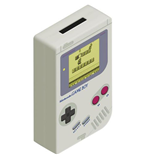 Nintendo Game Boy Hucha Super Mario Land 2
