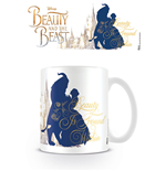 La Bella y la Bestia Taza Beauty Within
