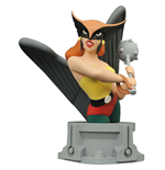 Justice League Animated Busto Hawkgirl 15 cm