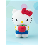 Hello Kitty Estatua PVC FiguartsZERO Hello Kitty (Blue) 9 cm
