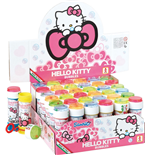 Hello Kitty Botellas de Burbujas Exspositor (36)